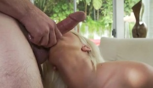 Blench blonde offers the brush throat be fitting of hot fucking