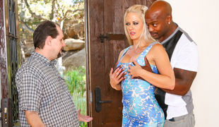 Holly Heart, Nat Turner approximately Mom's Cuckold #16,  Scene #01