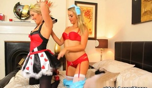OnlyTease Video: Catherine & Zoe Alexandra