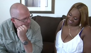 Summer Foxx - Chubby MILF Wants His Cream prevalent Will not hear of Turnover